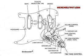 standard strat wiring diagram schematic vintage stratocaster guitar