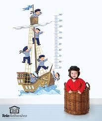 boat and cabin boys stickers for kids boat and cabin boys