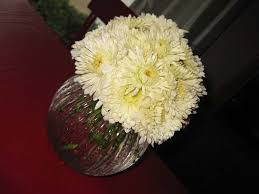 how to make a simple dome shaped flower arrangement the modern lady