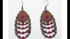 strange earrings orecchini strange diy tutorial strange earrings