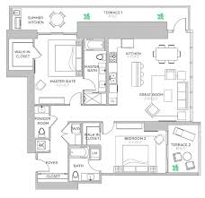 echo brickell floor plans echo brickell 1451 brickell avenue brickell fl 33131 miami