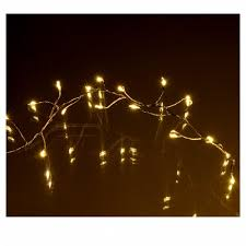 led garland christmas lights christmas garland 400 micro leds warm white for internal use
