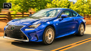 lexus rc modified 2016 lexus rc 200t f sport luxury sport sedan exterior design and