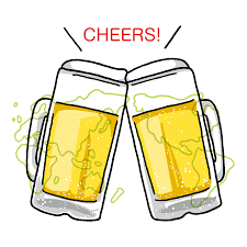 beer cheers cartoon ingland english