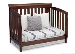 How To Convert Crib To Daybed Clermont 4 In 1 Crib Delta Children