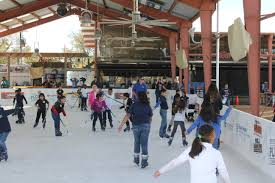 nash elementary students given day of skating at panther island ice