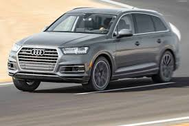 audi jeep audi q7 2017 motor trend suv of the year finalist motor trend