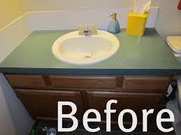 paint formica bathroom cabinets astounding installing tile over laminate countertops elegant