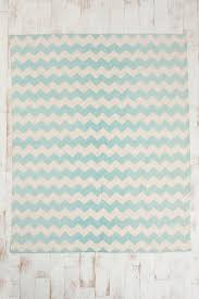 Turquoise Rug 5x7 Assembly Home Zigzag Printed Rug Chevron Rugs Urban Outfitters