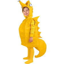 Halloween Costume 3t Amazon Toddler Sea Horse Halloween Costume Size 3t 4t