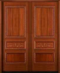 Carved Exterior Doors Carved Exterior Doors