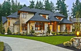 country homes beautiful country house with many different roof lines giving this