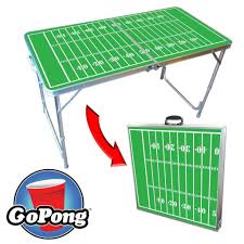 tailgating beer pong table your source for party perfection