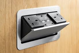 Kitchen Island Worktops Uk Pop Up Pump Electrical Socket Kitchen Worktop Office Desk Desk Usb