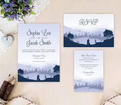 cheap wedding invitation sets inexpensive wedding invitations lemonwedding
