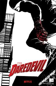 first trailer for daredevil netflix show impact books