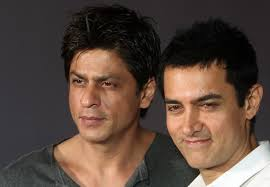 Srk Invites Aamir Khan To His Home