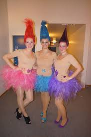 25 best coustums images on pinterest troll costume troll party