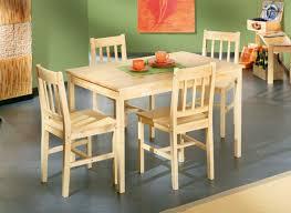 table cuisine 4 chaises ensemble table 4 chaises carola pin