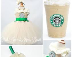 Starbucks Halloween Costume Kids Starbucks Costume Etsy