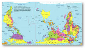 World Map Without Distortion by World Map Distortion For Last 500 Years U2014 Charlton Life