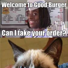 Meme Burger - welcome to good burger by zombieblacke meme center