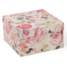 floral large gift box