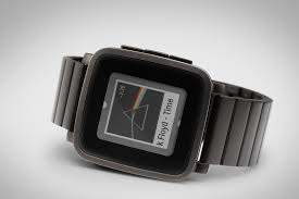 pebble watch amazon black friday pebble time steel hits kickstarter today for 250 starts shipping