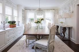 traditional dining room with hardwood floors by martha o u0027hara