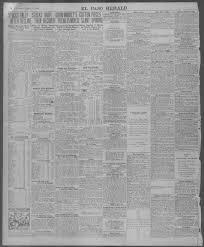 El Paso Herald El Paso Tex Ed 1 Thursday August 21 1919