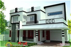 house modern design simple 4 bedroom home design simple 4 bedroom house designs flat roof 4