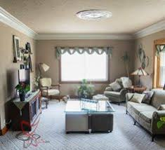 to make an open floor plan more cohesive start by painting the