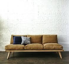 banquette canapé faire un canape avec un lit matelas pour banquette un canapac