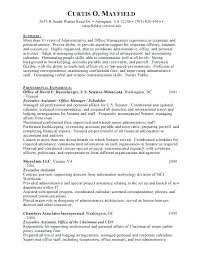 resume templates for executive assistants to ceos history sle administrative assistant resume objective office manager
