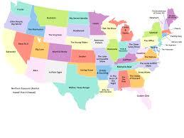 map of 50 us states with names united states map within the of america and show me