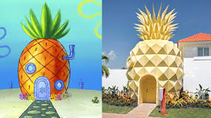 check out nickelodeon u0027s amazing u0027spongebob u0027 pineapple villa
