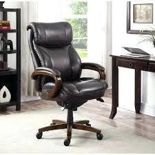 brown leather armless desk chair armless executive leather desk chair lqrs me