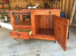 kamado joe grill table plans kamado table designs sst grill diy webtechreview com