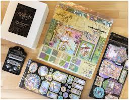 fairie dust album u0026 coordinating storage box
