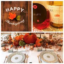 happy thanksgiving to my friends buonvivant boun vivant
