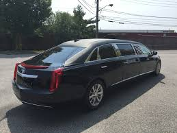 cadillac xts 2005 2017 cadillac xts s s 70 raised roof six door limousine