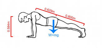 How To Calculate Bench Press Weight How Much Weight Do You Actually Push Up During A Push Up Caloriebee