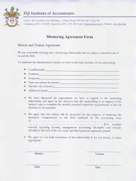 mentoring template fiji institute of accountants application forms