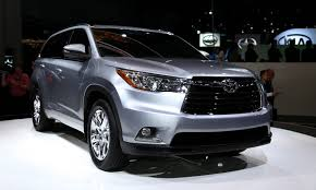 toyota new car 2015 2014 toyota highlander video preview