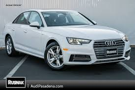audi a4 lease specials audi lease specials los angeles audi offers at rusnak pasadena audi