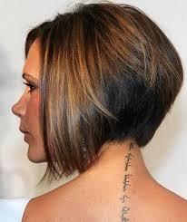 wedge haircut with stacked back side view of short wedge bob haircut wedge bob haircuts haircut