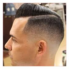 Modern Comb Over Hairstyle Men by New Haircut And Short Comb Over Fade Hairstyle U2013 All In Men