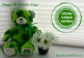 spreading out st patrick u0027s day further for children ask mama moe