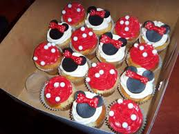 minnie mouse cupcakes monzu bakery of green bay wi minnie mouse cupcakes