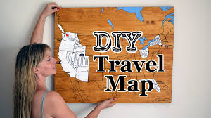 travel inspired do it yourself projects inspiraholic com